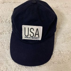 Polo Sport USA hat